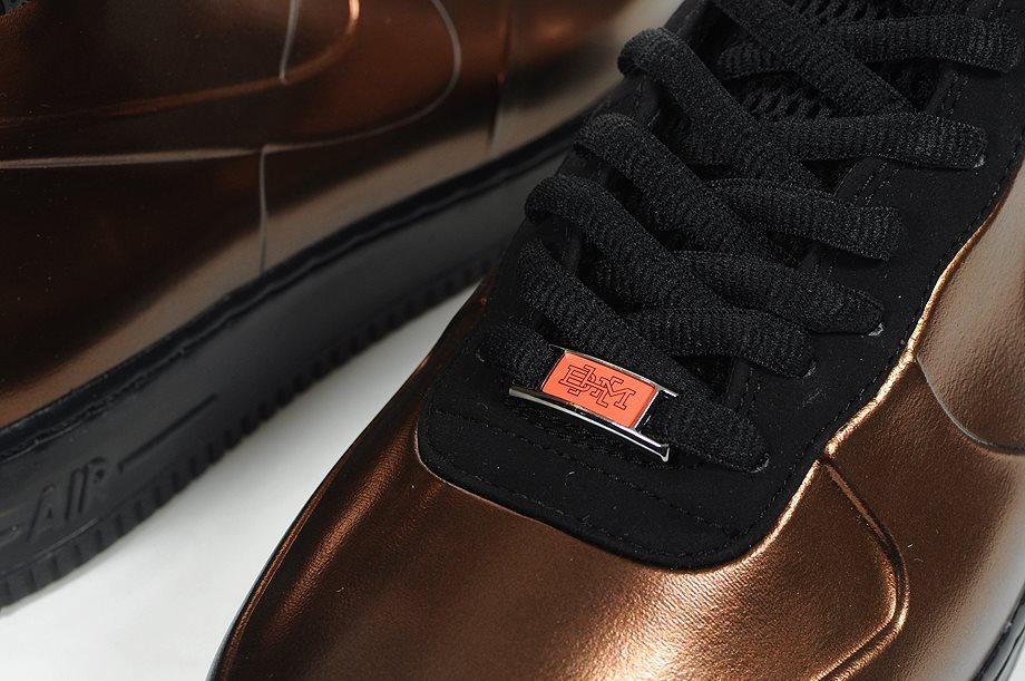 Nike Air Force 1 High Foamposite Brown Black
