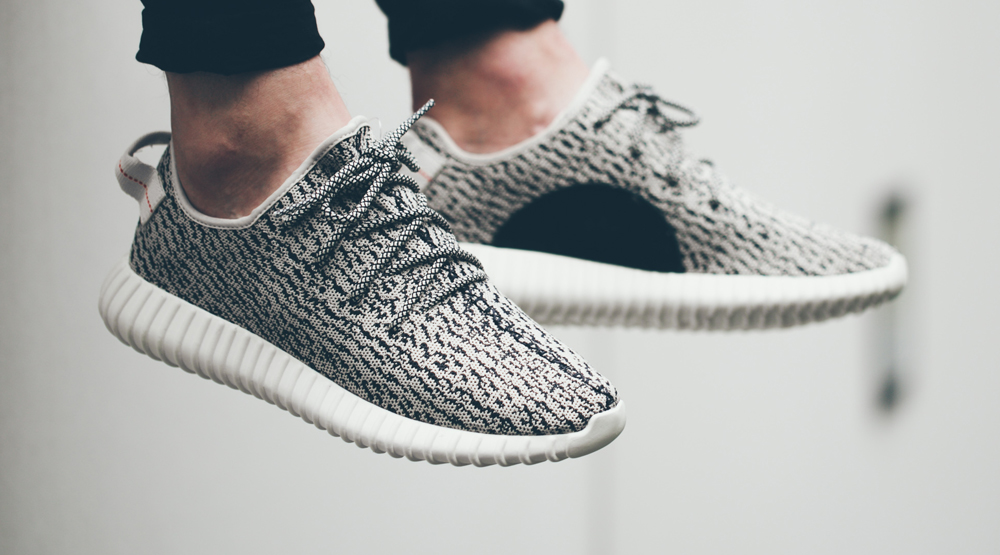 adidas Yeezy 350 Boost On Feet