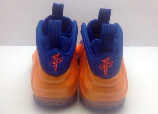 Nike Air Foamposite One NY Knicks (4)