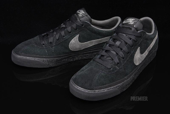 computadora Descartar Preservativo  Nike SB Zoom Bruin - Black/Midnight Fog | Sole Collector