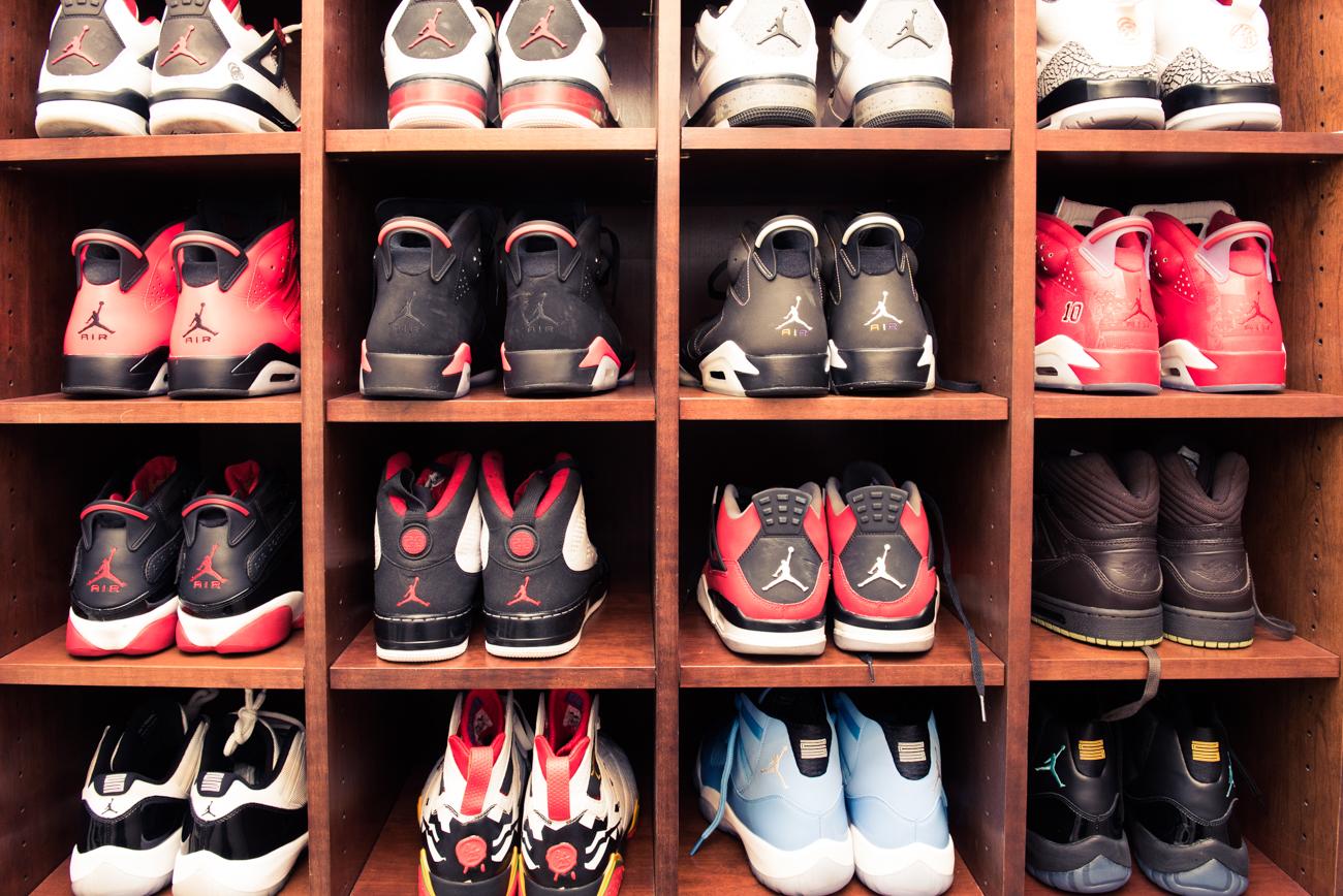 Go Inside Rick Ross Impressive Sneaker Closets Sole