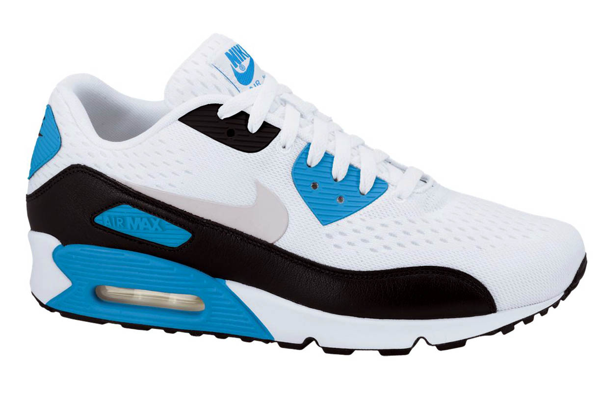 Nike Air Max 90 EM \u0026#39;Laser Blue\u0026#39; - Available
