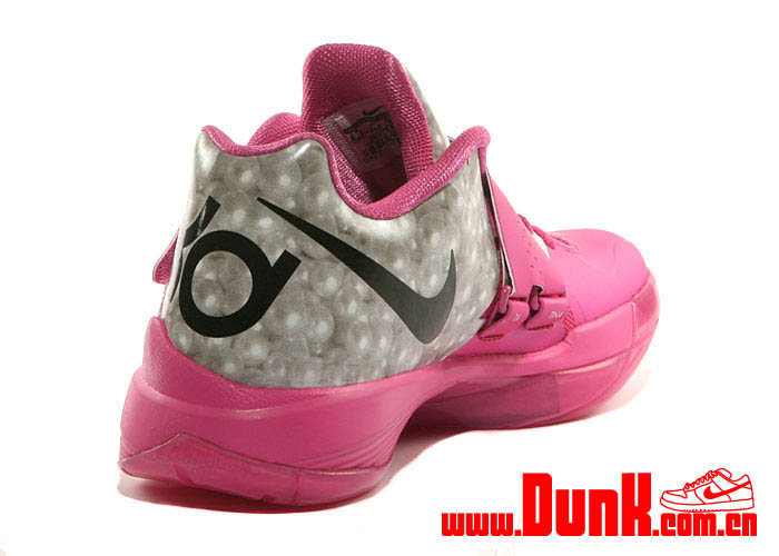 cac3b6bc4db Nike Zoom KD IV Aunt Pearl Think Pink Kay Yow 473679-601 (5)