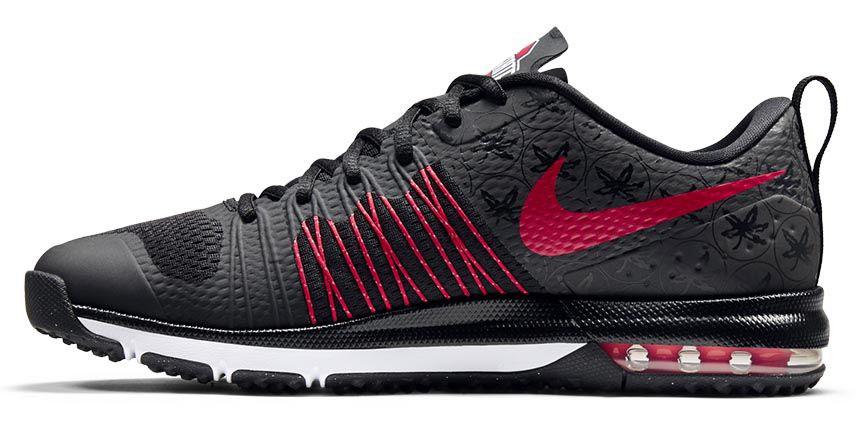 pretty nice 6af69 21e2c Nike Air Max Effort Trainer Ohio State Buckeyes 705367-061 (4)