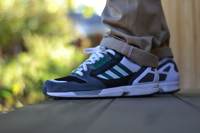 Spotlight // Forum Staff Weekly WDYWT? - 10.12.13 - mita Sneakers x adidas Originals ZX 8000 by mackdre