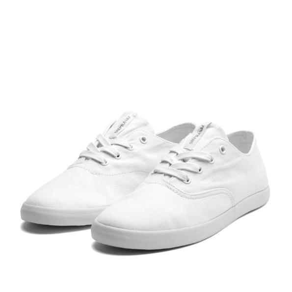 SUPRA Footwear - The Wrap - White