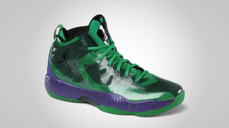 Air Jordan 2012 Lite Superhero Pack Hulk 524992-362 (2)