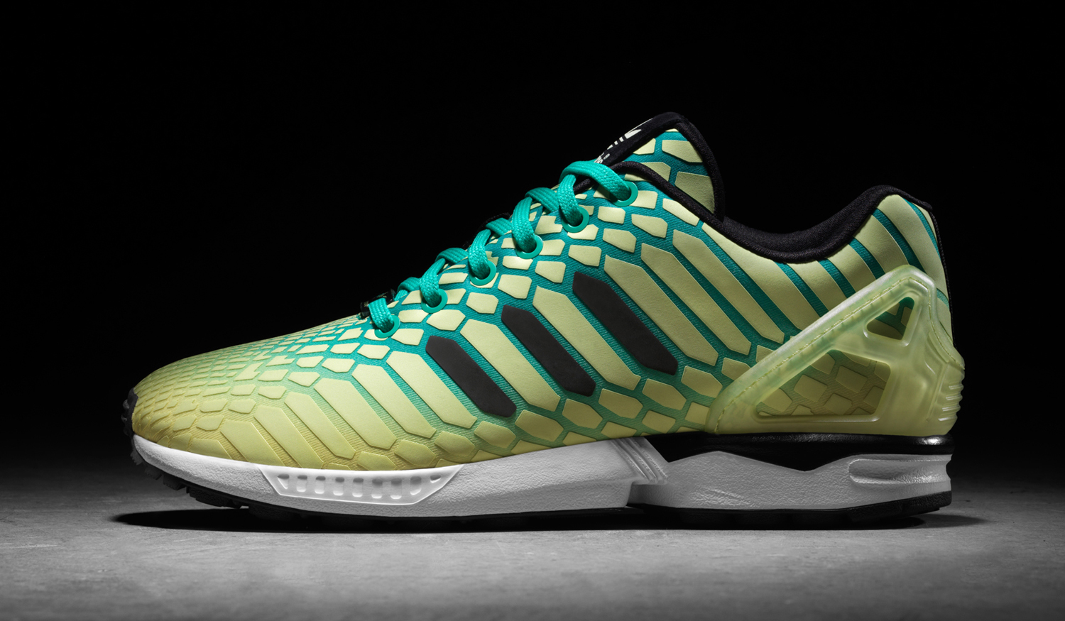 Adidas Lights Up All Star Weekend With Glow in the Dark