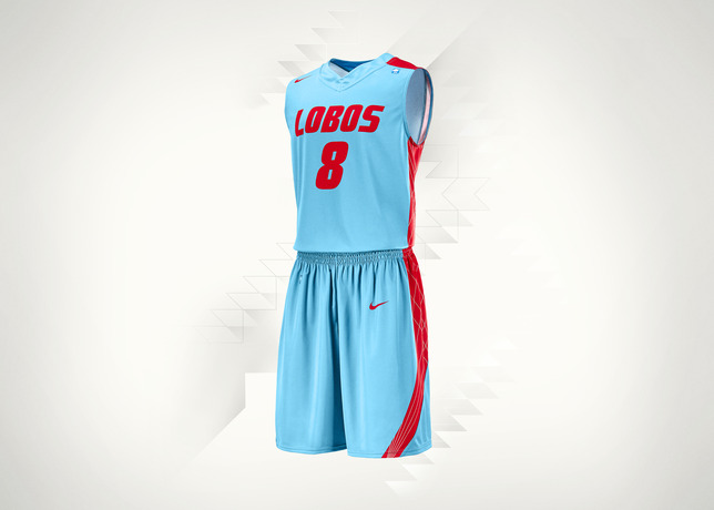Nike N7 Uniform for New Mexico