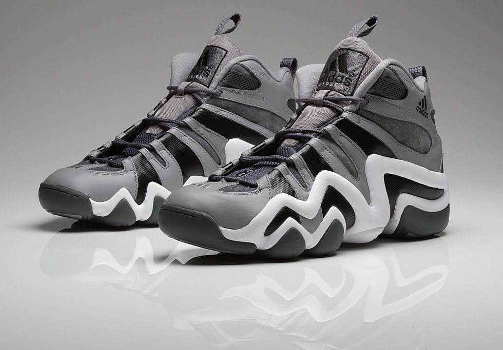 ce1261555e83 Spotlight  Matt Bonner s adidas Crazy 8 Shoes