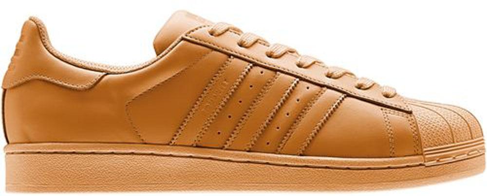 adidas Superstar Spice Orange/Spice Orange-Spice Orange