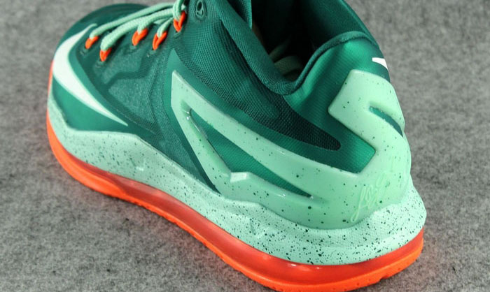 sports shoes e620a 1ab61 Nike LeBron XI 11 Low Biscayne Release Date 642849-313 (4)