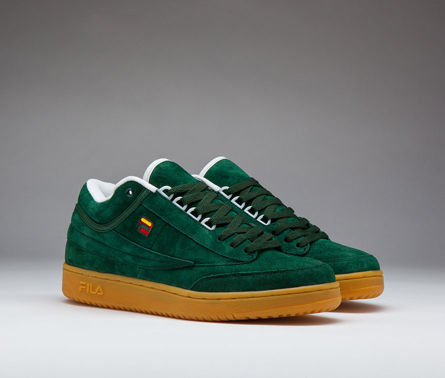 Packer x FILA x Tennis Hall of Fame T-1 Mid (2)