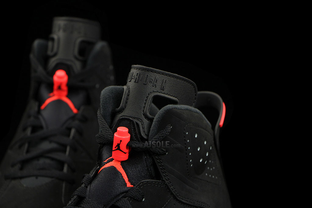 Air Jordan VI 6 Black Infrared Release Date 384664-023 (5)