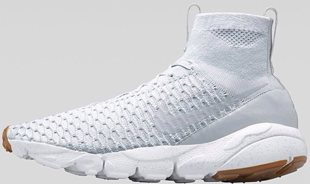 Nike Air Footscape Magista SP Summit White/Summit White-Gum Light Brown
