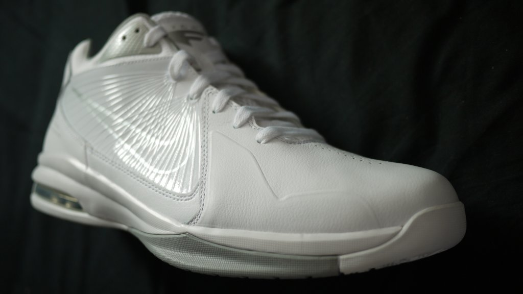 purchase cheap 69cf2 8e99c ... Nike Air Max Flight 11 - White Silver ...