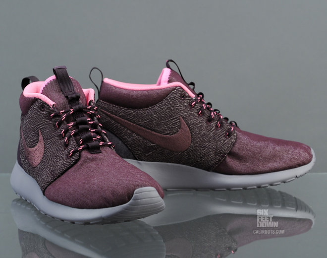 nike roshe run mid new york