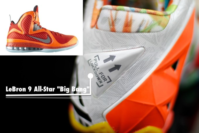 detailed look be934 4aee5 ... and broke down every single Nike LeBron inspiration on the latest