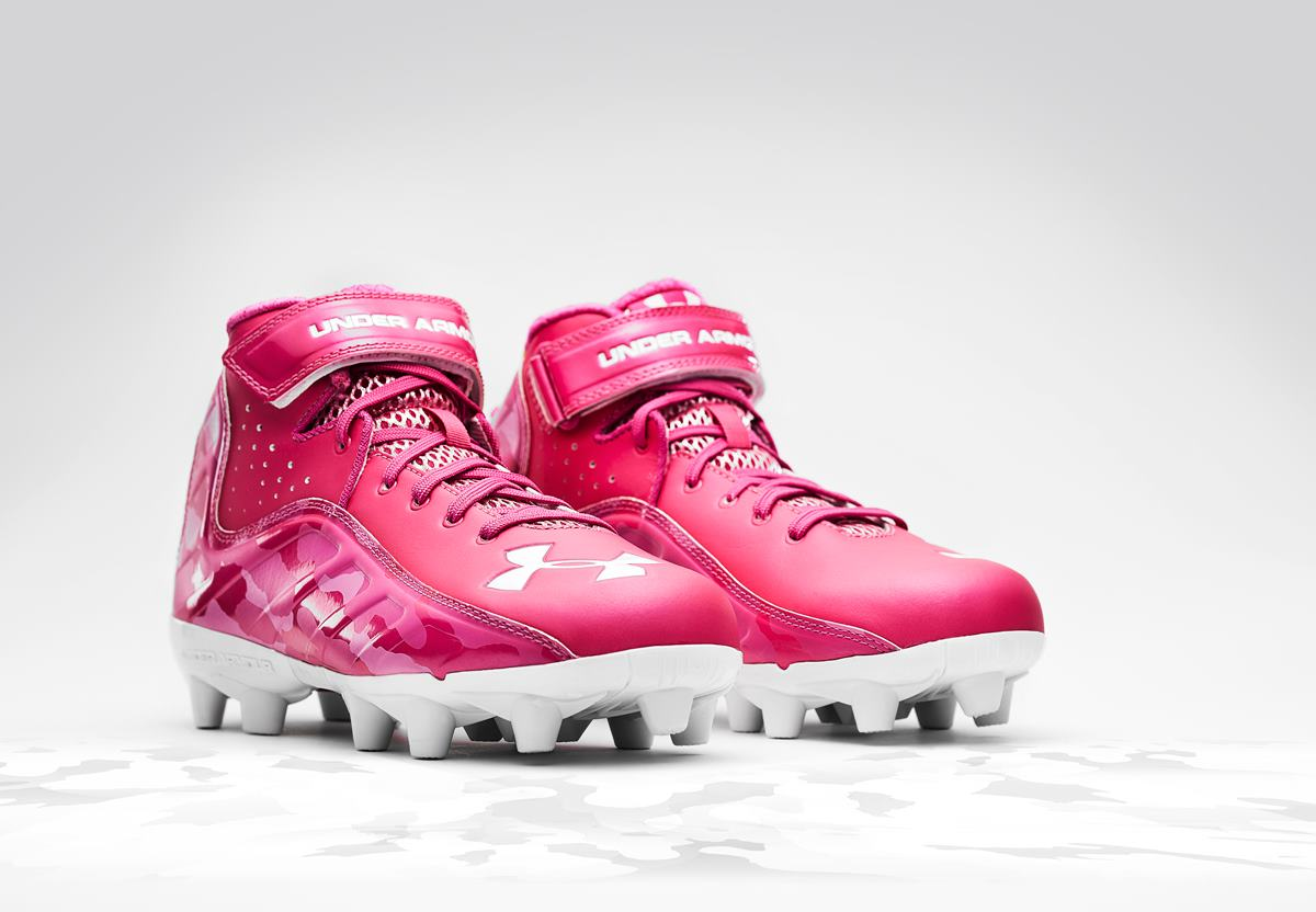 Breast Cancer Under Armour