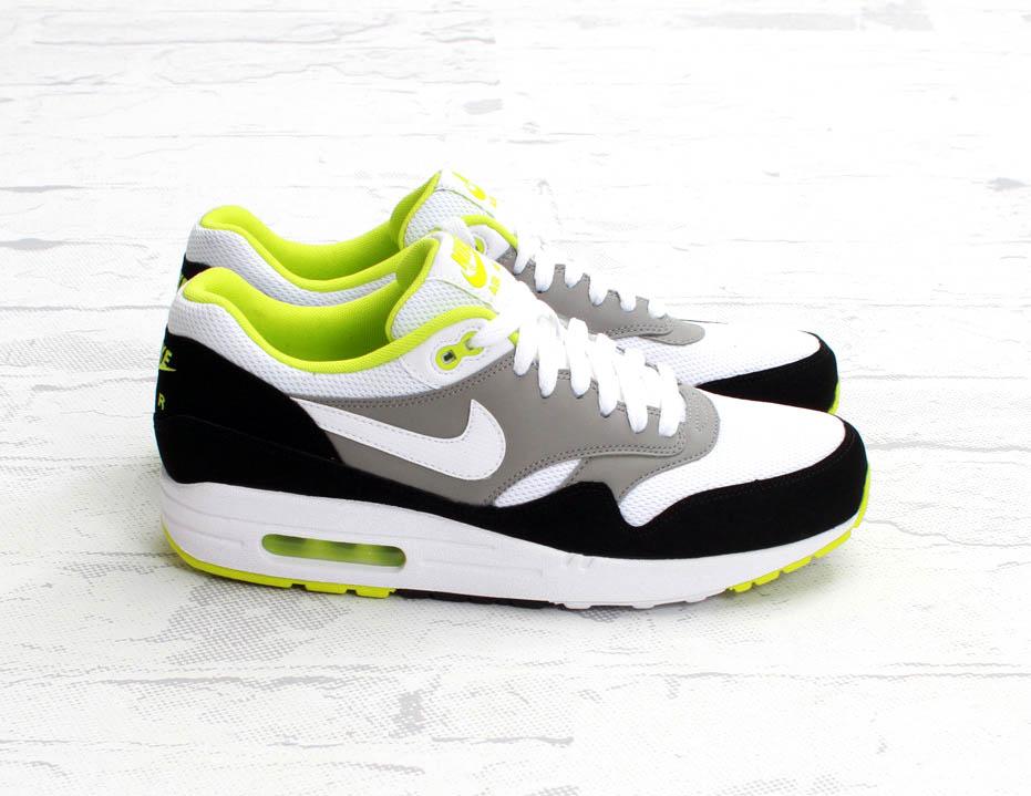 proteger vendedor fibra  Nike Air Max 1 Essential - White/Medium Grey | Sole Collector