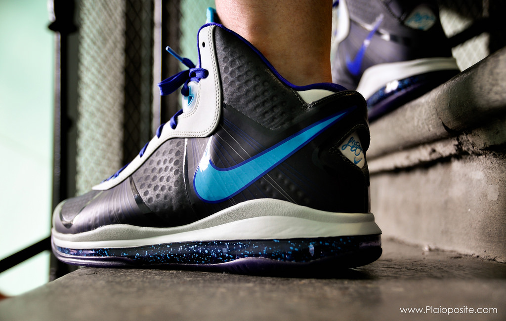 Nike LeBron 8 'Summit Lake'