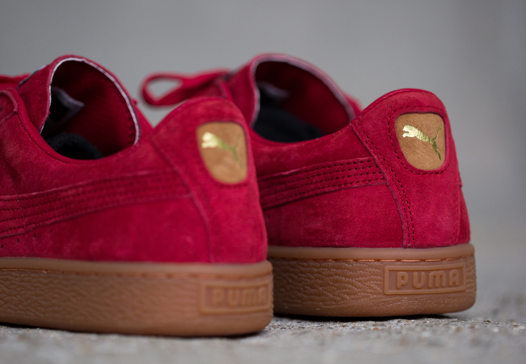 Suede Puma Foot Locker