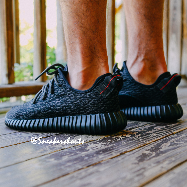 ADIDAS YEEZY 350 the women black boost pirate [ad81] $72.00