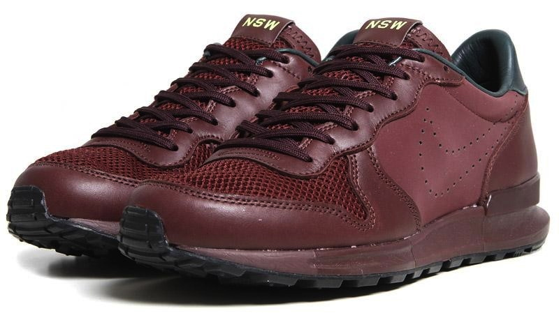 sale retailer 344ca f3cd3 The Nike Air Solstice Premium NSW NRG in Team Brown  Deep Burgundy is  available now at End Clothing.