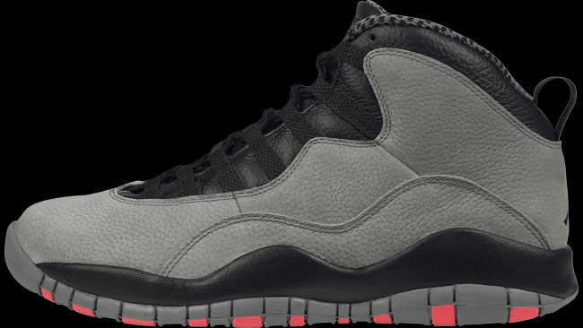 huge selection of 4def7 8f803 The Best Non-OG Colorways of Air Jordans  Air Jordan X 10 Cool Grey