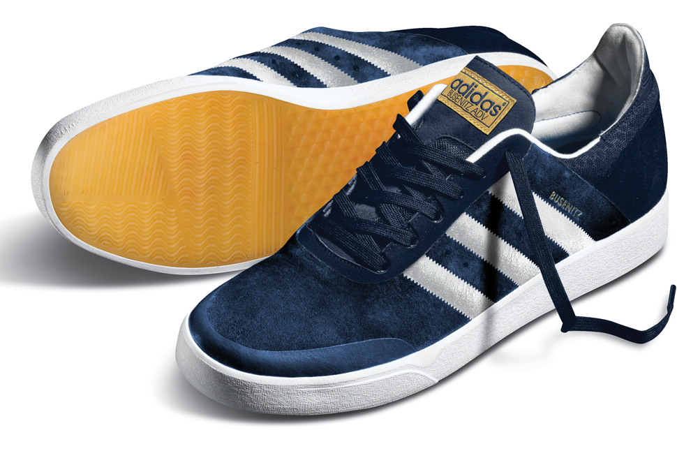 newest b7f30 931a1 didas Skateboarding presents the new Busenitz ADV, the second adidas pro  model for Dennis Busenitz.