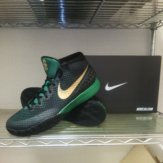 half off f2dc7 5271d 30 Awesome NIKEiD Kyrie 1 Designs on Instagram (1)