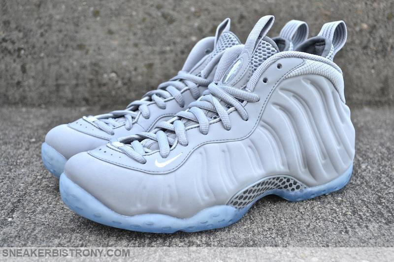 a61e690f332 The  Grey Suede  Nike Foamposites Are Releasing Soon