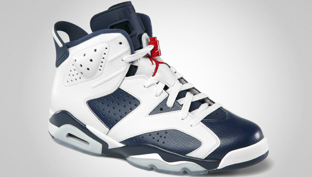 2c870e0e05a 07/07/2012 Air Jordan 6 Retro 384664-130 White/Midnight Navy-Varsity Red  $160.00