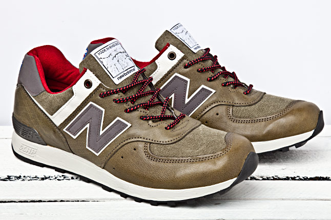 New Balance 576 Lake District Pack Brown