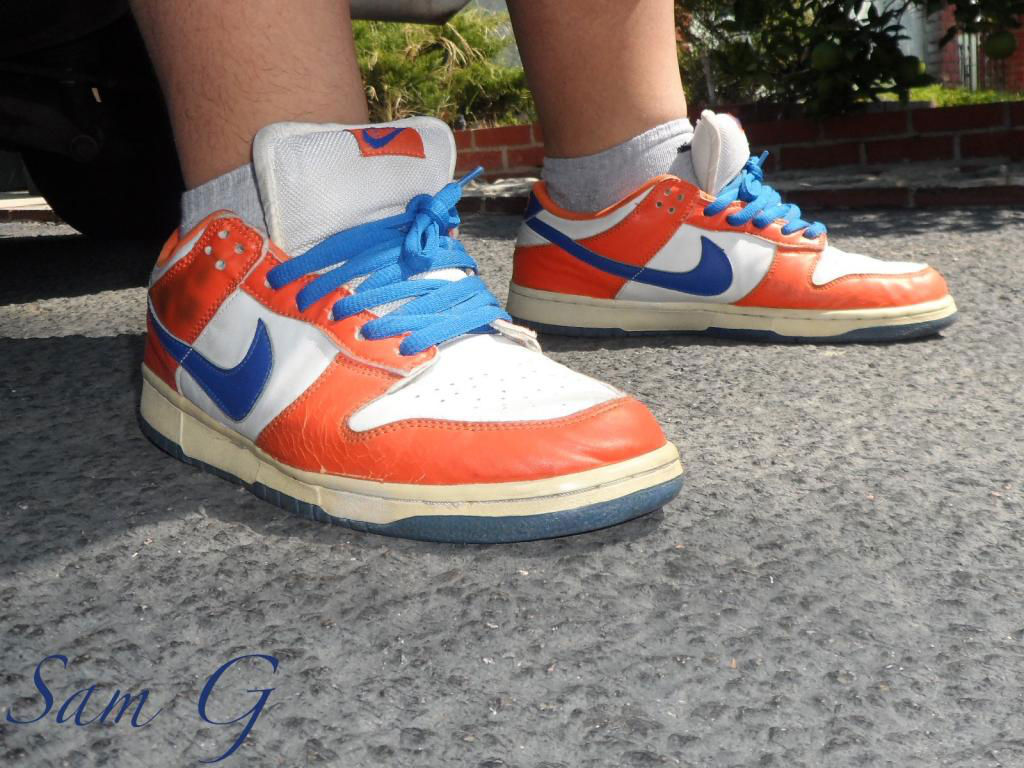 Spotlight // Forum Staff Weekly WDYWT? - 9.14.13 - Nike Dunk Low SB Supra by lashoecollector
