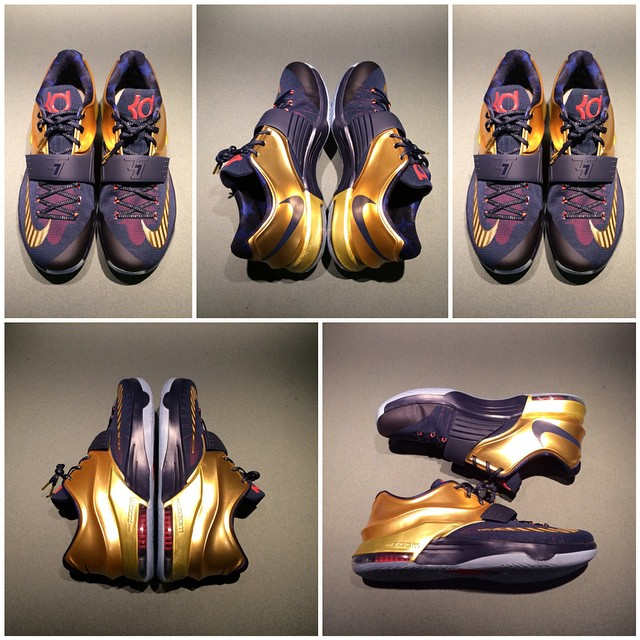 6471bfea7279 Was This Nike KD 7 on Deck for the FIBA Gold Medal Game