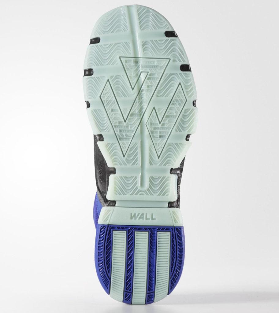 the latest 9e3b8 529da adidas J Wall 2 Purple Black (3)