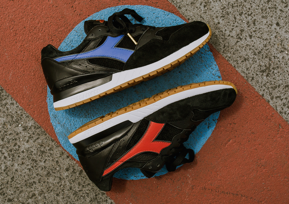 Diadora Packer Shoes Road to Rio Olympic