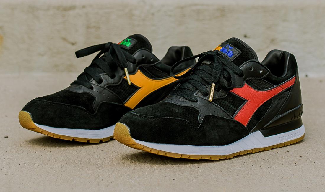 Diadora Packer Shoes Road to Rio pair