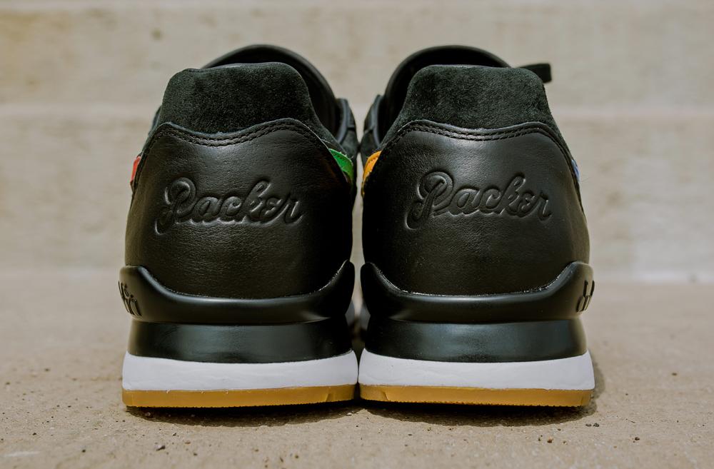 Diadora Packer Shoes Road to Rio heel