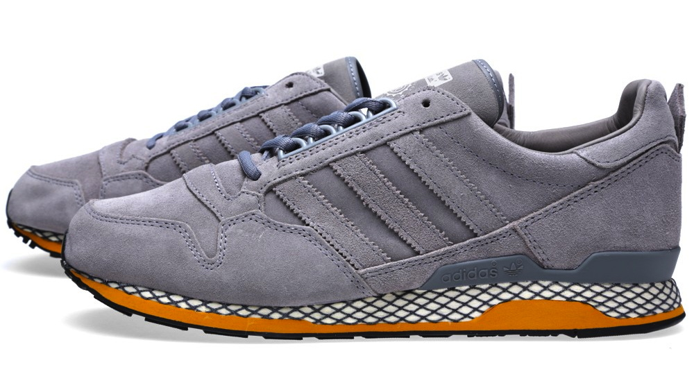 adidas Originals 84-Lab by Kazuki Kuraishi ZXZ ADV in Tech Grey profile