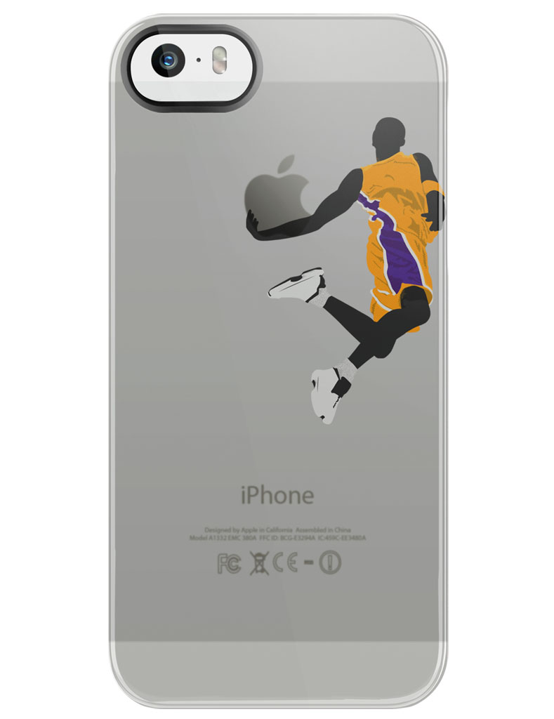 SneakerSt x Uncommon Presents 'Legacy Vol 1' Phone Cases // Kobe Bryant