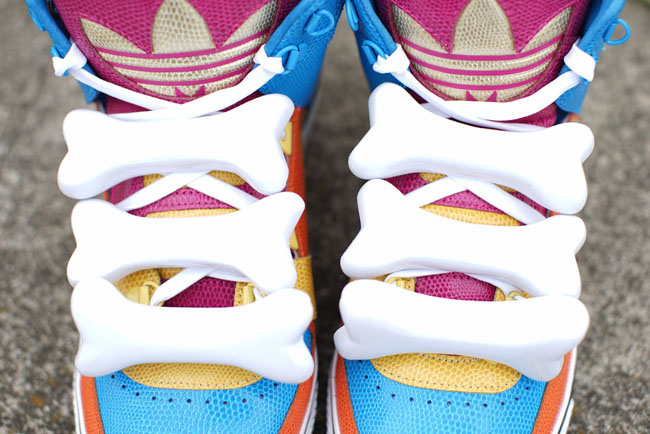 Jeremy Scott Adidas Bones 2014