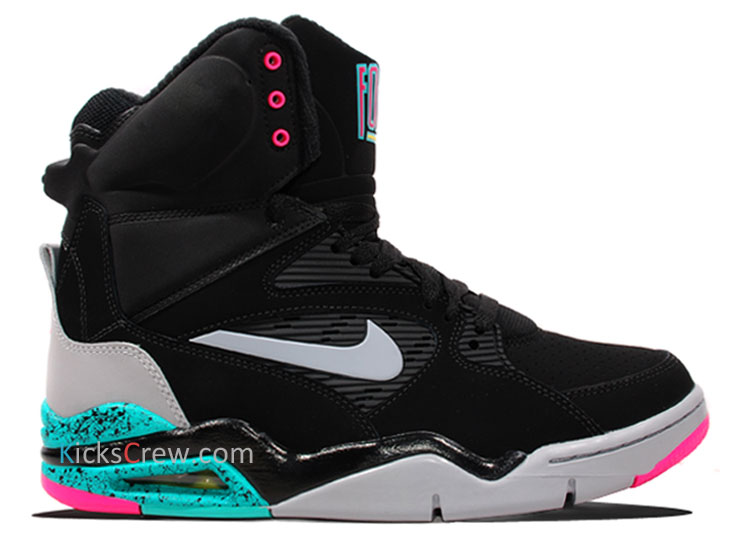 Nike Air Command Force Spurs 684715-001 (1)