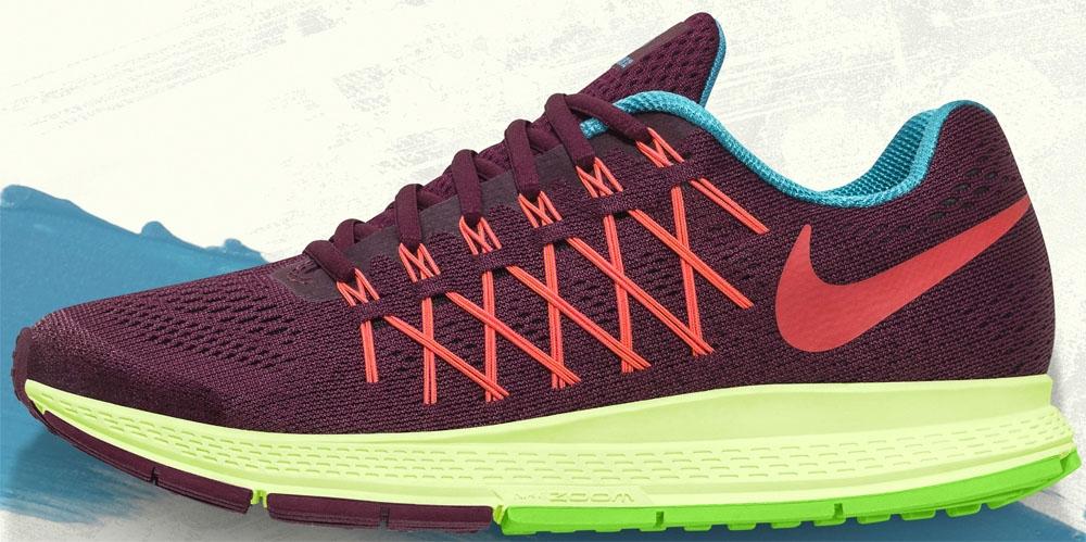 Women's Nike Air Zoom Pegasus 32 N7 Deep Garnet