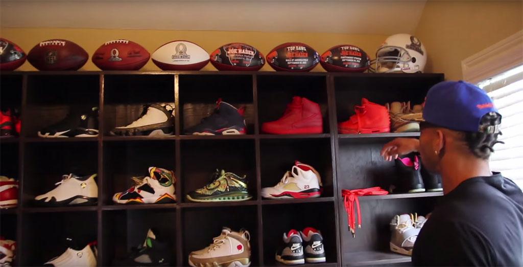 Joe Hadens Sneaker Closet 2