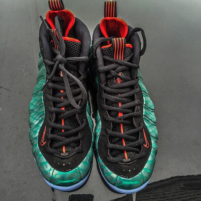HD Review Nike Air Foamposite One Tianjin from pksneaker ...