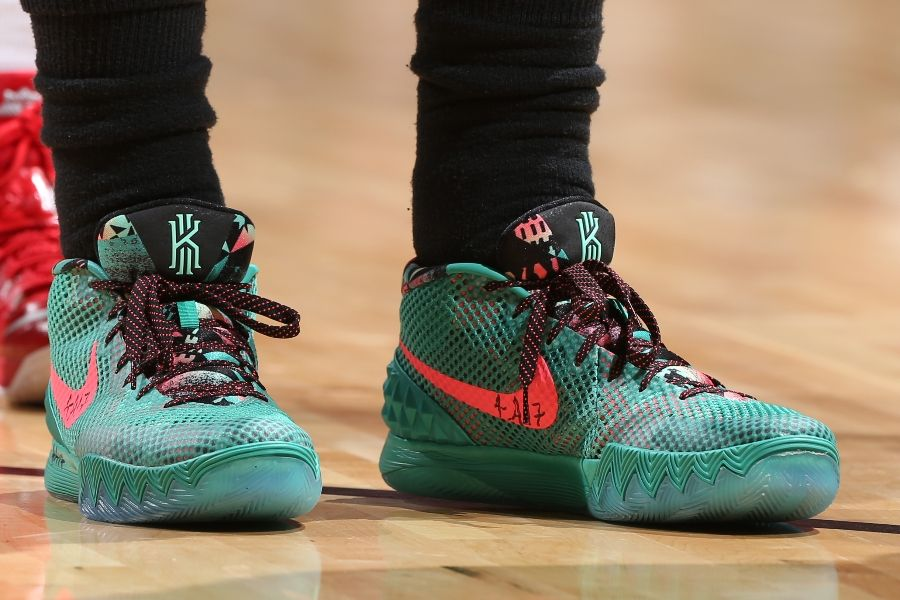 #SoleWatch: The Nike Kyrie 1 'South Beach' for Christmas ...
