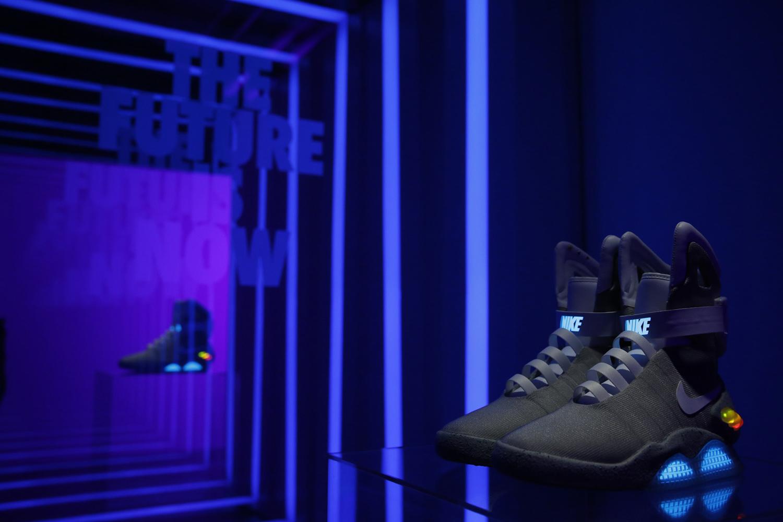 Nike Mag Charity Raffle Hong Kong 2