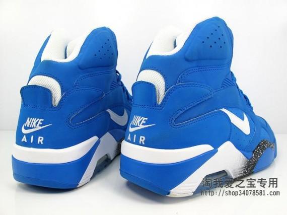 nike air force 180 mid blue